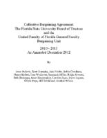 FSU 2010-13 CBA 2012 Reopener